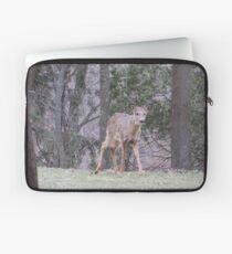 Okauchee Lake Deer Laptop Sleeve