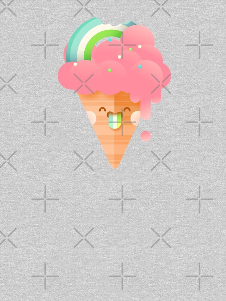 Strawberry Rainbow by no-eye-deer