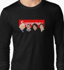 Supremes Sup Long Sleeve T-Shirt