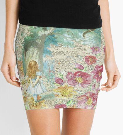 Alicia en el país de las maravillas Minifalda