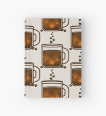 Sleepless nights Hardcover Journal