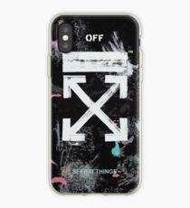 Off-White Galaxy iPhone Case