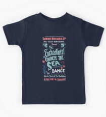 Enchantment Under the Sea - Original HD Poster Kids Tee