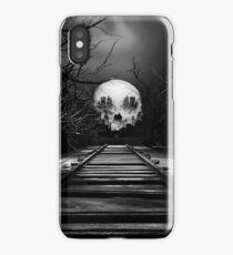 End of the Line  iPhone Case