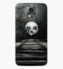 End of the Line  Case/Skin for Samsung Galaxy