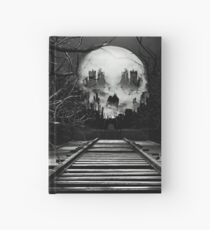 End of the Line  Hardcover Journal