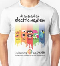 Dr. Teeth and the Electric Mayhem Unisex T-Shirt