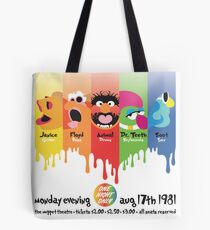 Dr. Teeth and the Electric Mayhem Tote Bag
