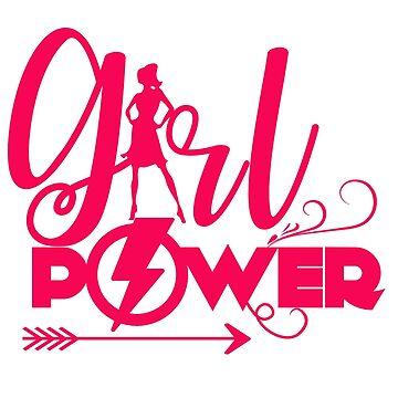 Girl Power by kojohyper