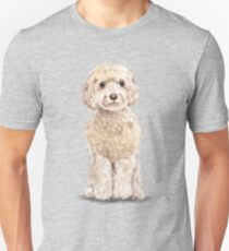 champagne cockapoo Unisex T-Shirt