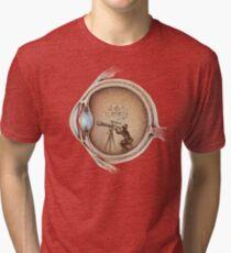 Außergewöhnlicher Beobachter Vintage T-Shirt