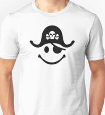 Smiley Pirate T-Shirt