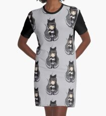 Blake Graphic T-Shirt Dress