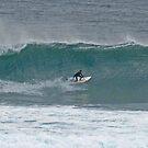 The Surfer, Margaret River, Western Australia by Adrian Paul
