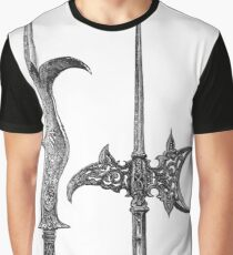 Rossschinder and Helmbarte Graphic T-Shirt