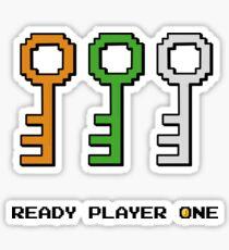 Ready to Play! Sticker