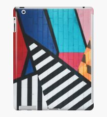 play of shapes iPad Case/Skin