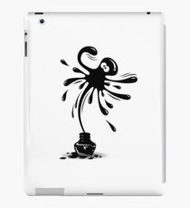 Ink Squid iPad Case/Skin