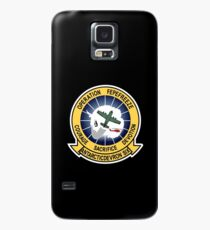 Operation Deep Freeze Parody Patch Case/Skin for Samsung Galaxy