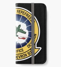 Operation Deep Freeze Parody Patch iPhone Wallet/Case/Skin