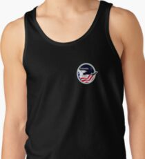 Space Mission Parody Patch No. 3 Tank Top