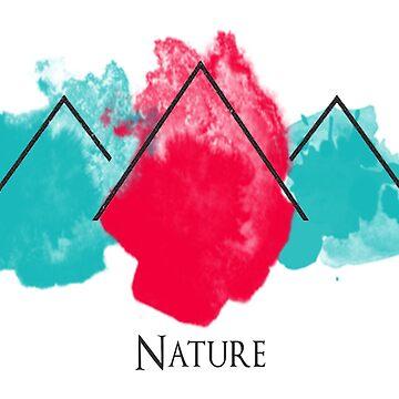 Splash Mountains by 32BlackRoses