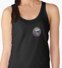 Space Mission Parody Patch No. 4 Women's Tank Top