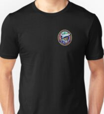 Space Mission Parody Patch No. 4 Unisex T-Shirt