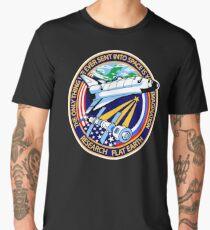 Space Mission Parody Patch No. 4 Men's Premium T-Shirt