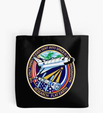 Space Mission Parody Patch No. 4 Tote Bag