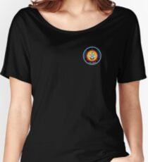 Space Mission Parody Patch No. 5 Women's Relaxed Fit T-Shirt