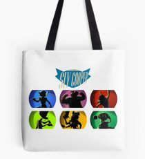 Sly Group Tote Bag