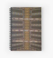 The Ceiling in Messina, Sicily Spiral Notebook
