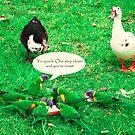 Roast Duck by oddoutlet