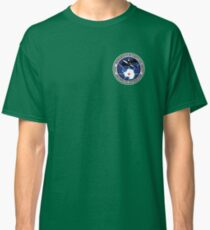 Space Mission Parody Patch No. 9 Classic T-Shirt