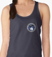 Space Mission Parody Patch No. 9 Women's Tank Top