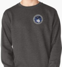Space Mission Parody Patch No. 9 Pullover