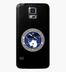 Space Mission Parody Patch No. 9 Case/Skin for Samsung Galaxy