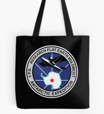 Space Mission Parody Patch No. 9 Tote Bag