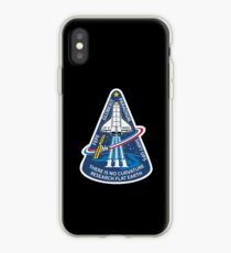 Space Mission Parody Patch No. 10 iPhone Case