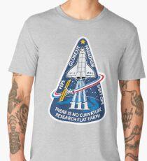 Space Mission Parody Patch No. 10 Men's Premium T-Shirt