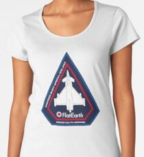 AirSpace Mission Parody Patch No. 12 Women's Premium T-Shirt