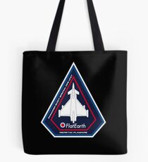 AirSpace Mission Parody Patch No. 12 Tote Bag