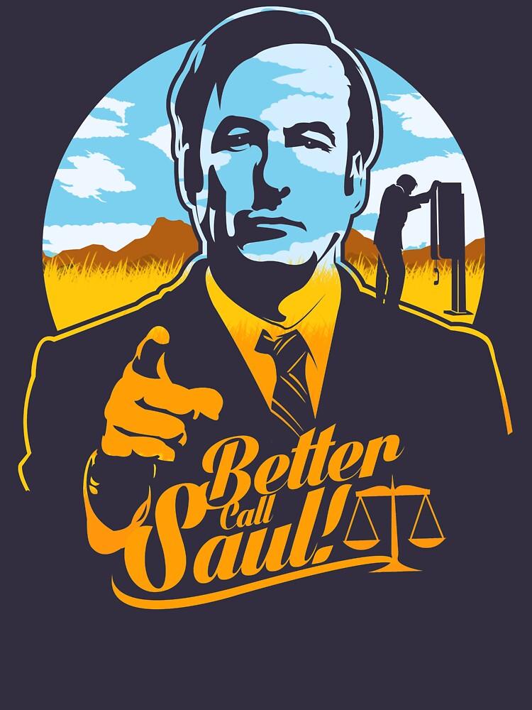 Ruf lieber Saul an von TomTrager