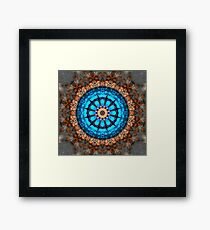 Nuts for Serenity Framed Print