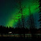 Valentine's Day Auroras by peaceofthenorth