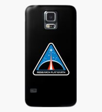 Space Mission Parody Patch No. 8 Case/Skin for Samsung Galaxy