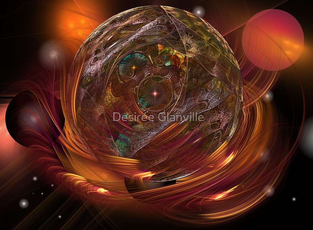 Alpha Male- Royksopp by Desirée Glanville