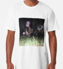 $uicideboy$ MY LIVER WILL HANDLE WHAT MY HEART CANT (white)  Long T-Shirt