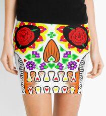 Calavera Mini Skirt